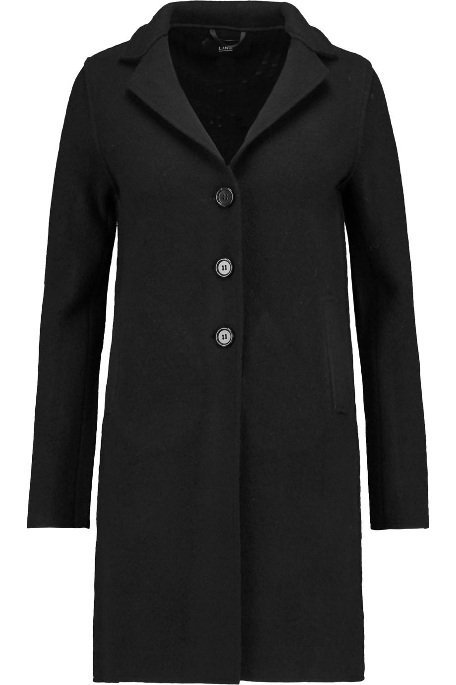 Tessa Wool-Blend Coat ...