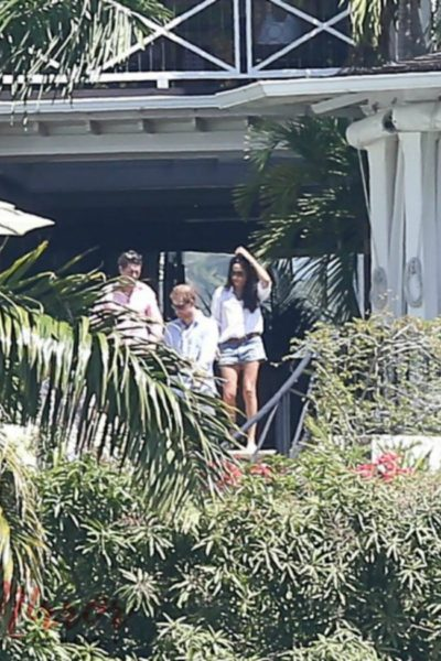 Meghan, Harry and Friends Relax at Jamaican Resort