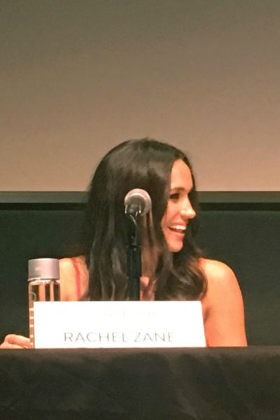 Meghan Attends ATX Festival for Suits Table Read