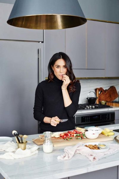 At Home with Meghan Markle