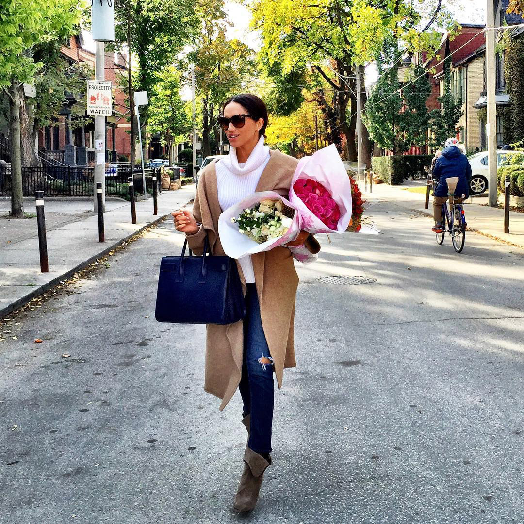 Meghan 39 s mirror meghan markle fashion blog chronicling for Style at home instagram