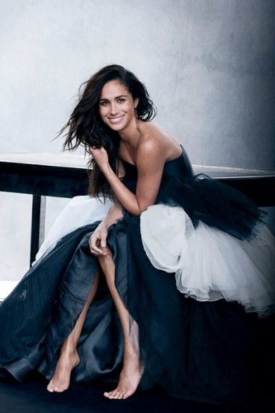 Meghan on Cover of October's Vanity Fair