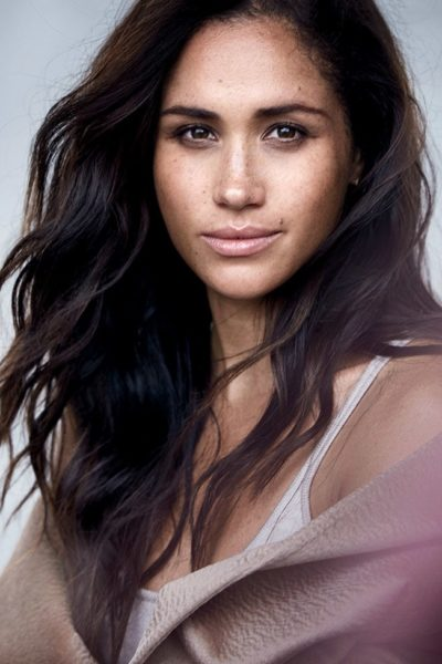 Meghan Markle's Vanity Fair Beauty Style