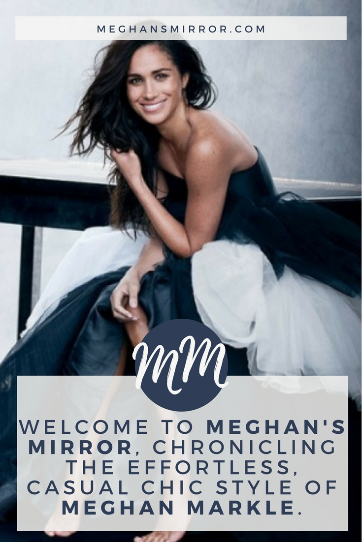 Meghan Markle Fashion