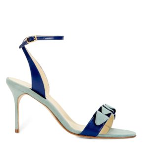Meghan Markle Blue Sandals
