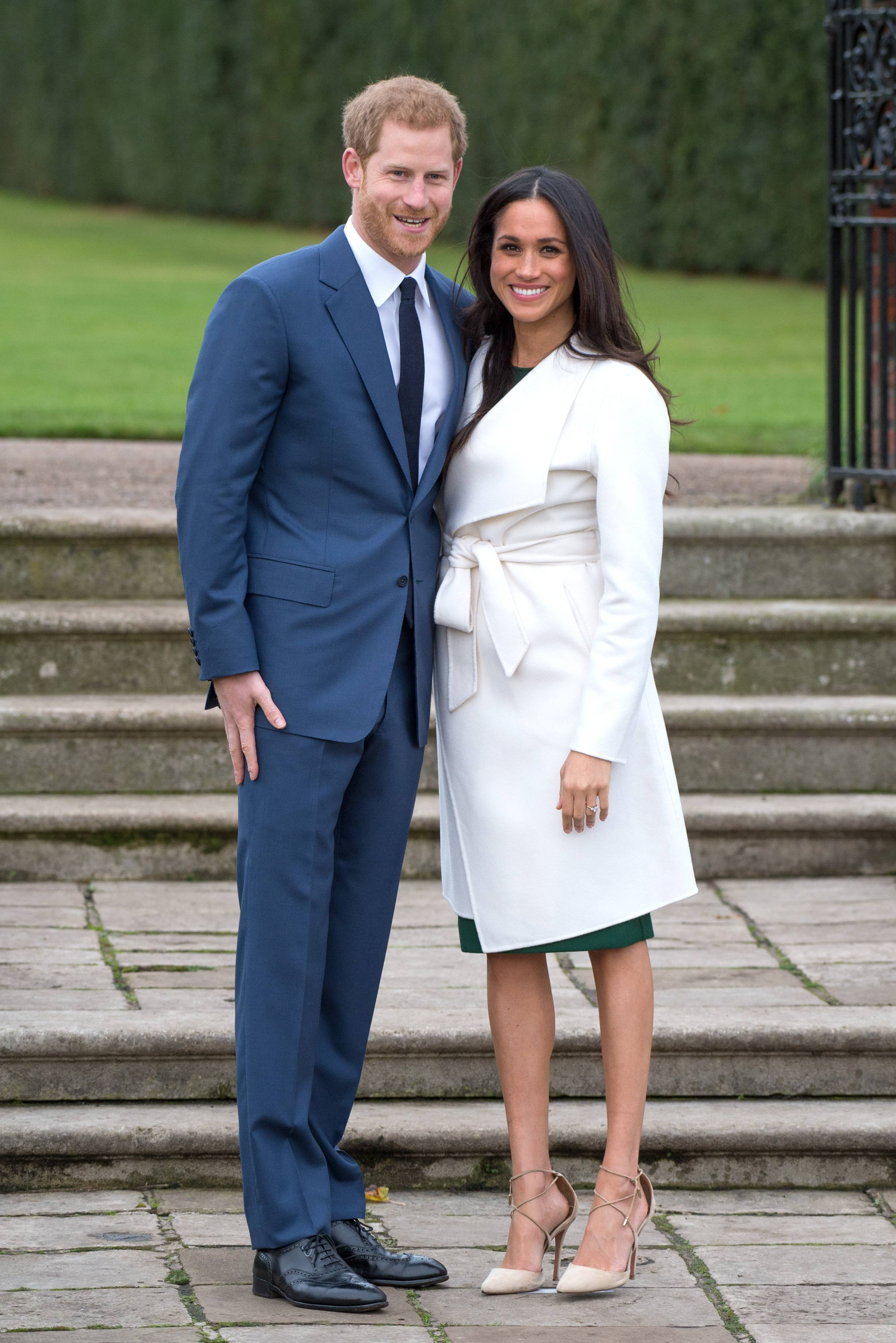 Meghan Markles Engagement Photo Dress Could Be a Hint At Her Wedding Gown Meghan Markles Engagement Photo Dress Could Be a Hint At Her Wedding Gown new pics