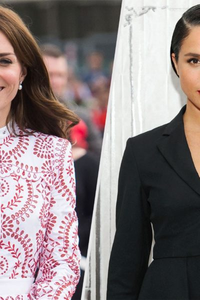 How Meghan Markle and Kate's Styles Are Different