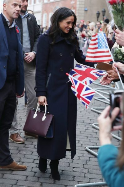 Meghan and Harry Attend their First Official Engagement in Nottingham
