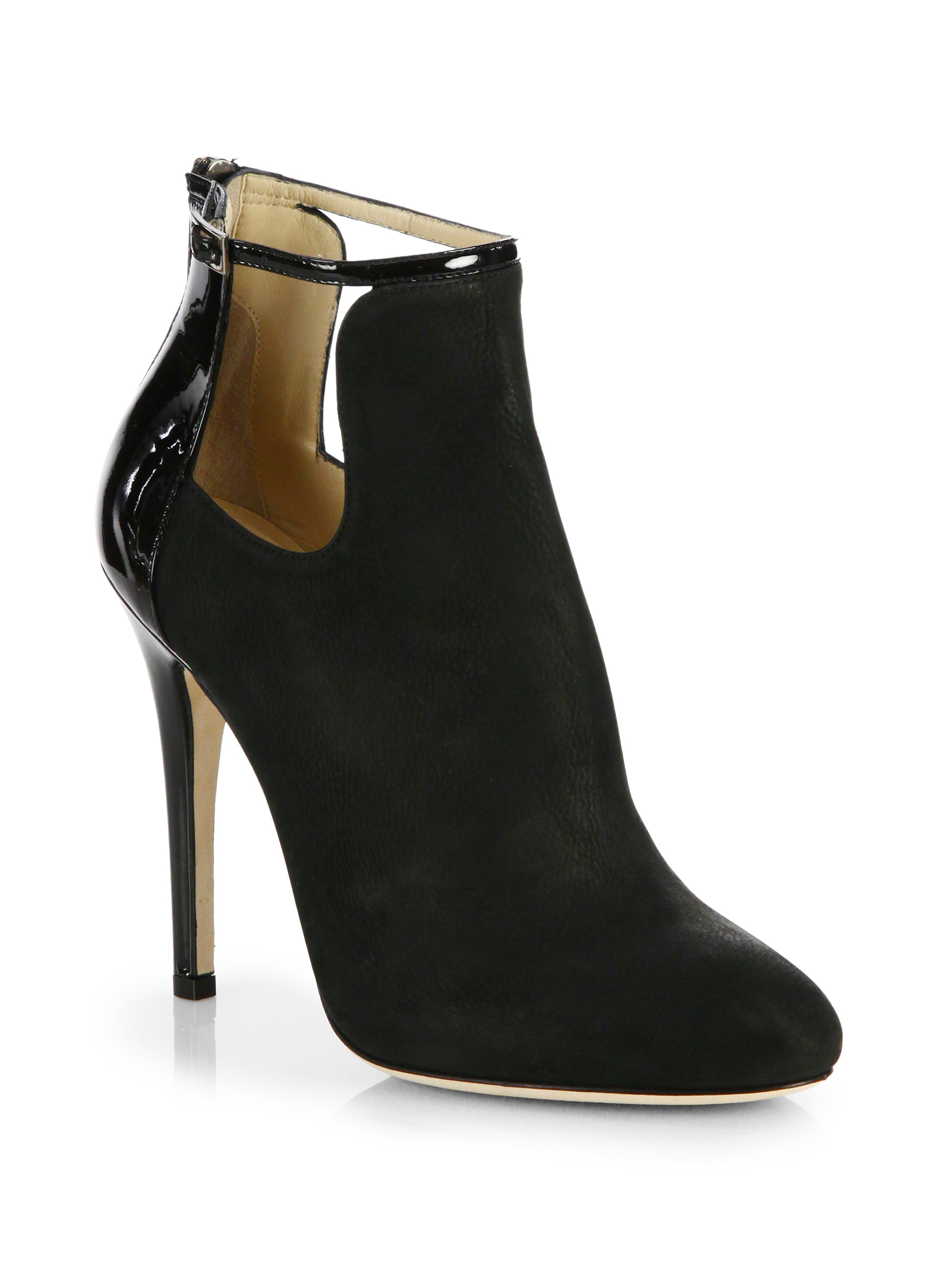 Jimmy Choo Suede Studded Ankle Boots w/ Tags cheap sale oGt5VCZfXP