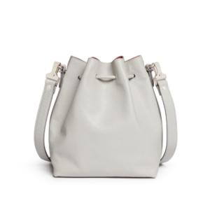 25232263ad Proenza Schouler Tiny Bucket Bag in Grey