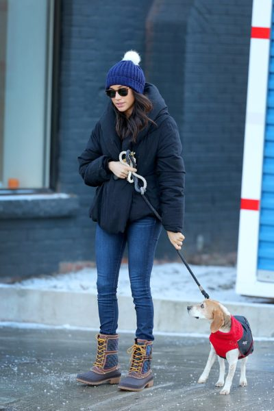 Tig Throwback Thursdays : Meghan Markle's Winter Style Tips