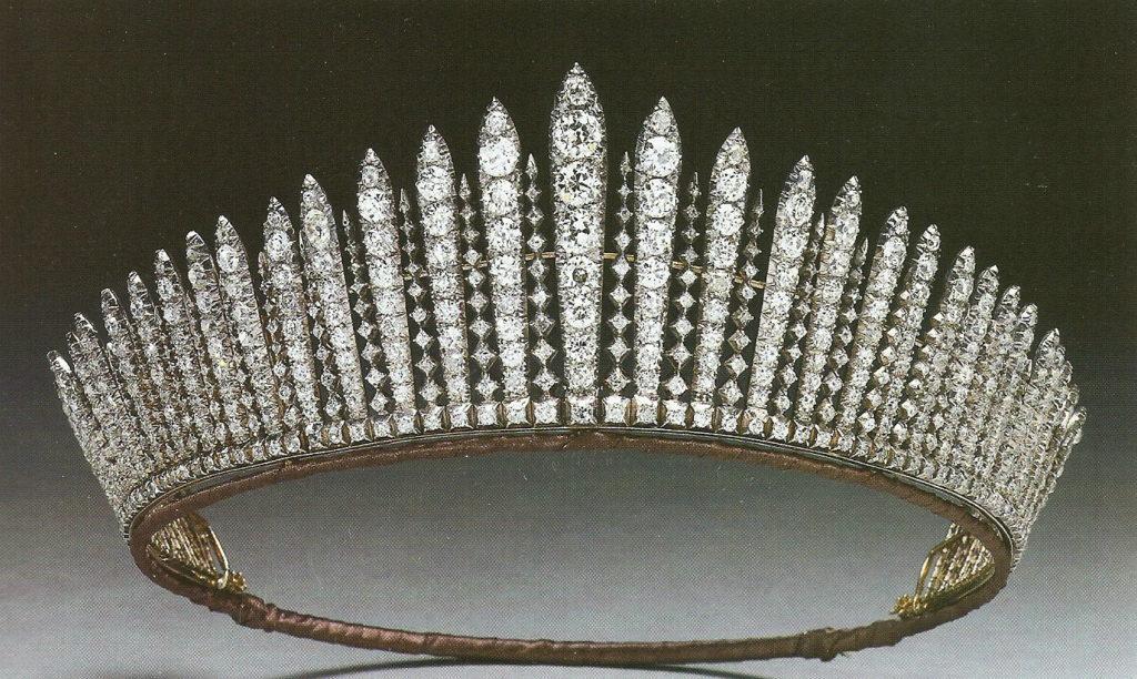 Meghan Markle Royal Wedding Tiara Fringe Tiara