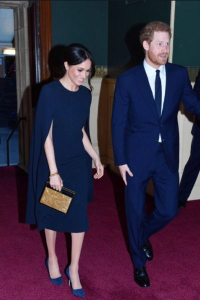 Meghan Markle attends HM The Queen's Birthday Concert