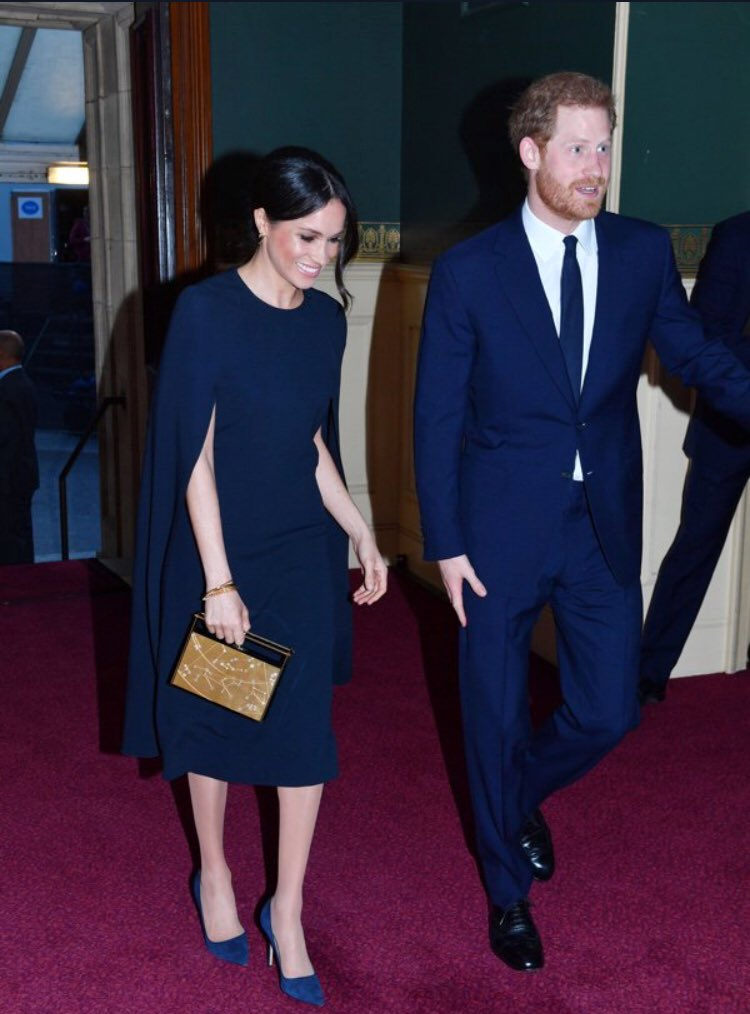 Meghan Markle Attends Hm The Queen S Birthday Concert