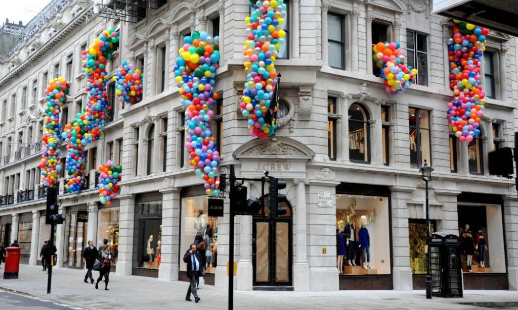 Meghan Markle Shopping London J Crew