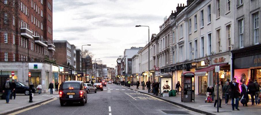Meghan Markle Shopping Kings Road Chelsea