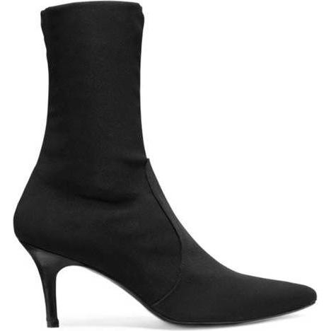 Boots for Women, Booties On Sale, Black, Leather, 2017, 6 Stuart Weitzman