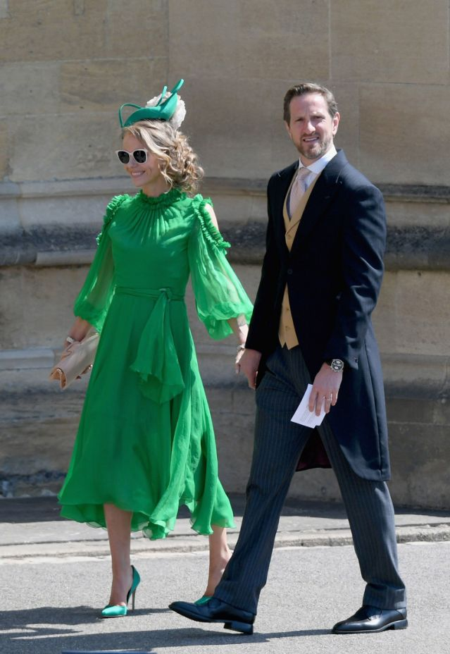 Royal Wedding Guest Style