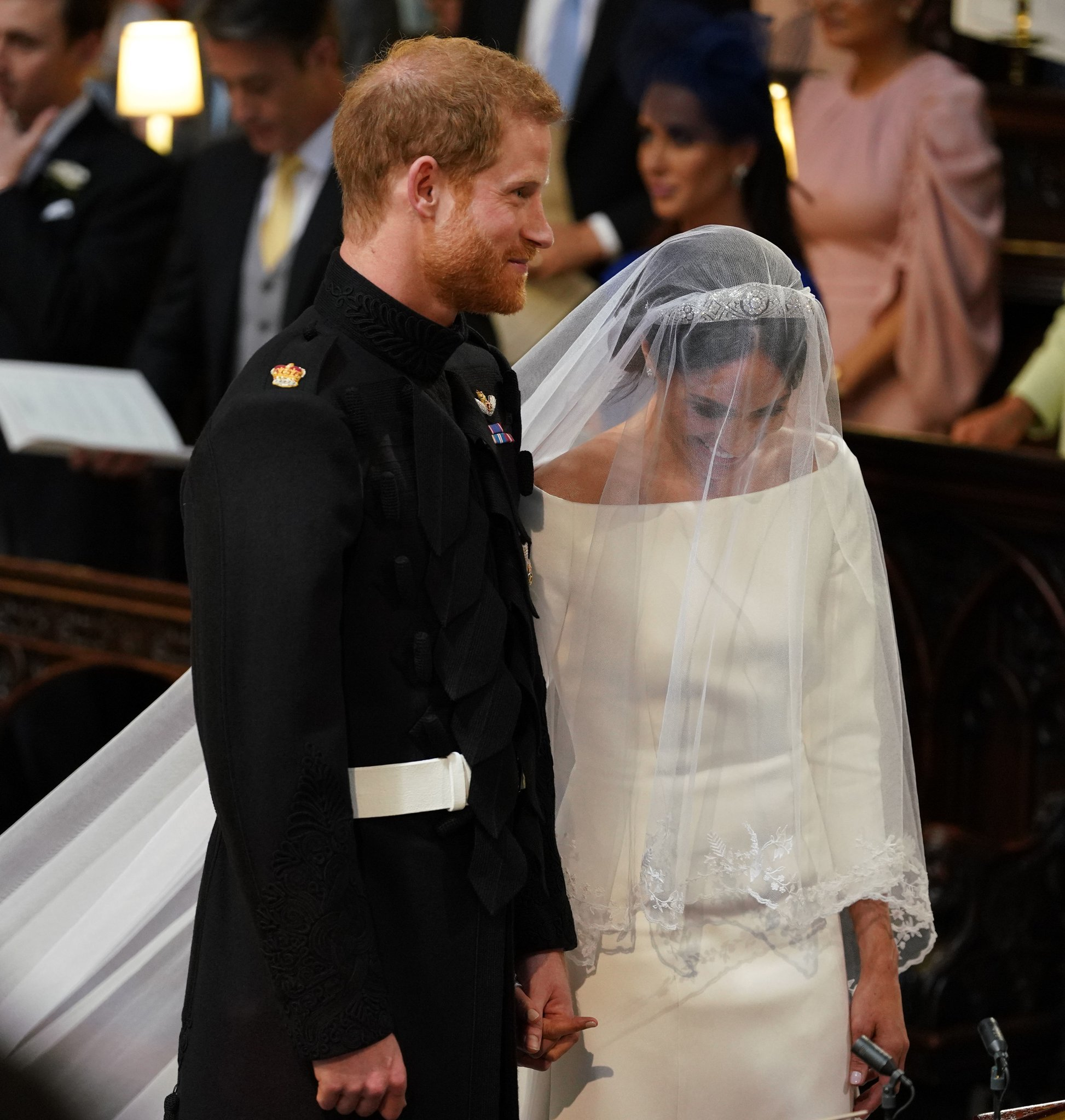 Meghan Markle\'s Clare Waight Keller Givenchy Dress Dress