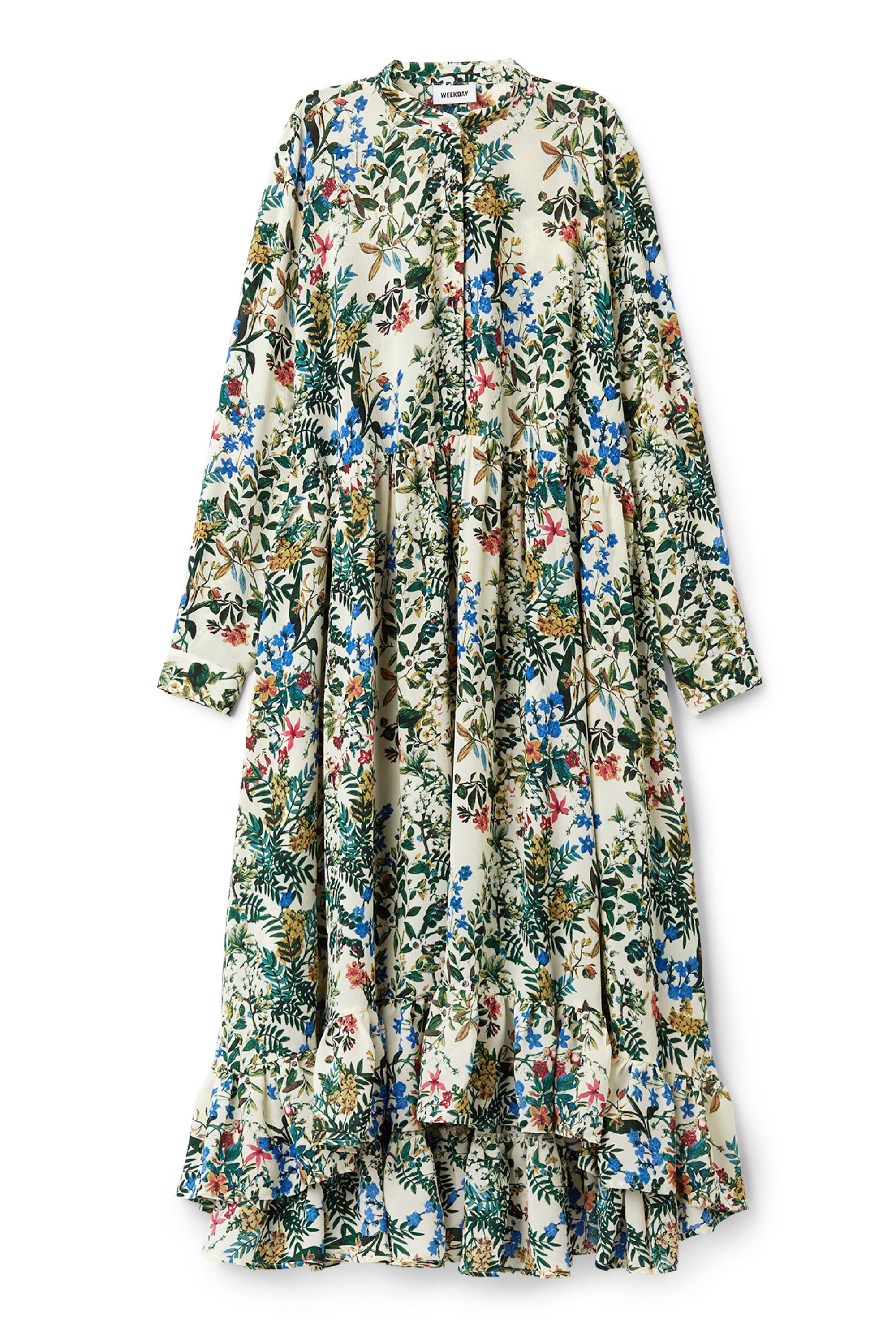 Possible Royal Wedding Guest Style Kate Embroidery Blouse In Blue Beatrice Clothing Its Floral Check For Special Occasion Comfortable Postpartum And Only 55 Budget Loving