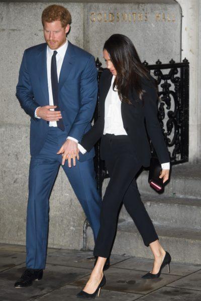 Meghan Markle Loves Her Tuxe Boss Bodysuit