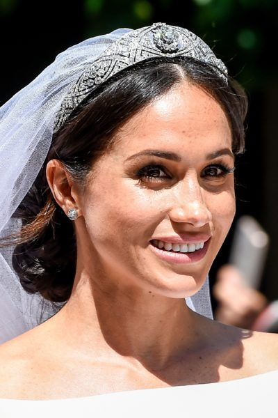 Breaking Down Meghan Markle's Wedding Makeup