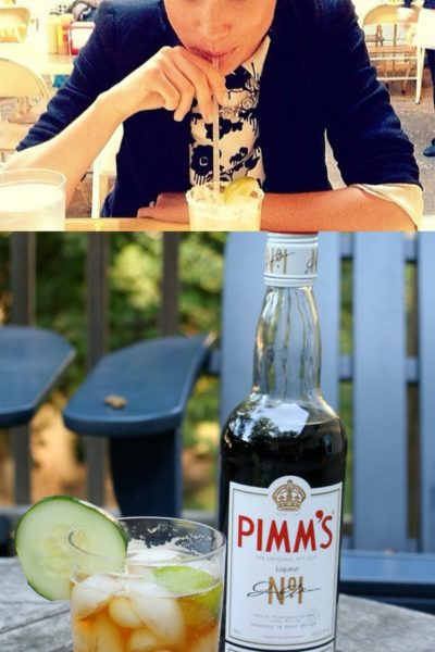 Meghan Markle's Perfect Pimms Cup