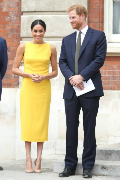 Meghan & Harry Attend 'Your Commonwealth' Reception