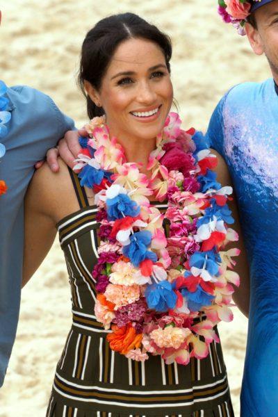 Meghan & Harry Visit Bondi Beach