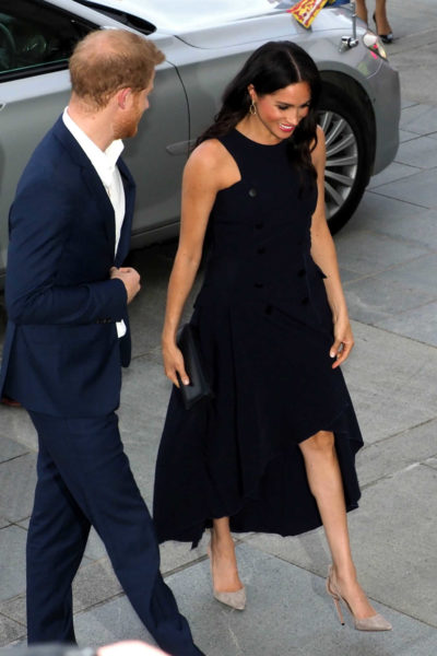 Meghan & Harry Attend Reception with Prime Minister Jacinda Ardern