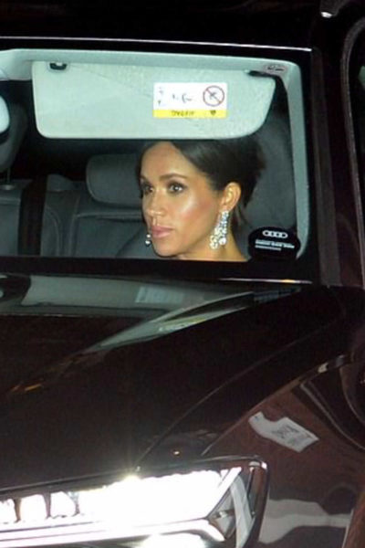 Meghan and Harry Attend Charles' Birthday Party